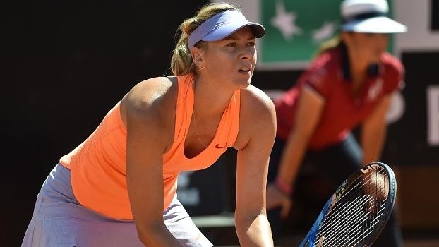 Sharapova ganhou Roland Garros em 2012 e 2014