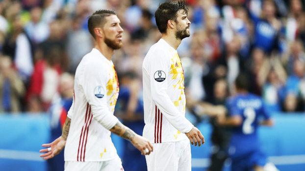 Companheiros, rivais, amigos? Sergio Ramos revela ter superado 'relação conturbada' com Piqué
