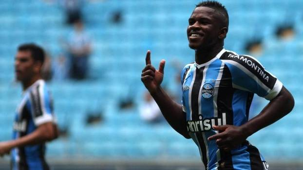 Yuri Mamute será emprestado pelo Grêmio