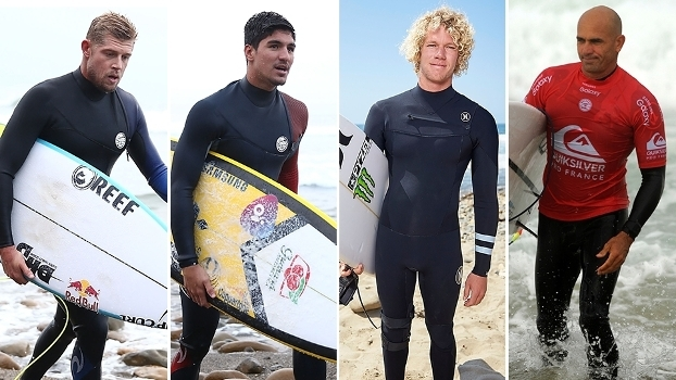 Com Fanning, Medina, John John e Slater, Mundial de surfe de 2017 promete equilíbrio