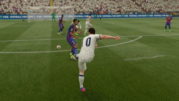 85e20f1737140 James Rodríguez, do Real Madrid, possui o melhor atributo 'Chute de longe'