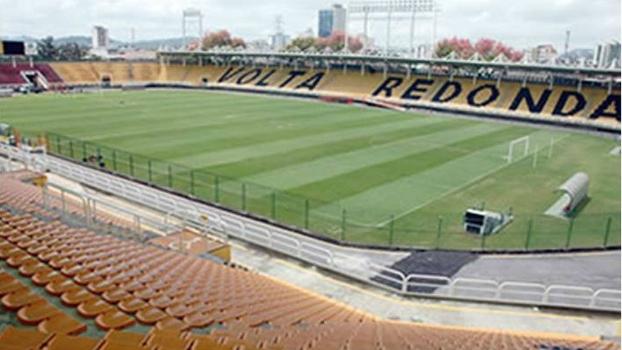 Estádio Raulino de Oliveira recebeu jogos de Flamengo, Fluminense, Botafogo, entre outros