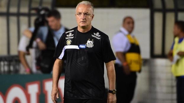 Dorival Júnior, treinador do Santos