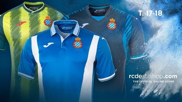 ccd6d6181d Espanyol lança novas camisas e é detonado pela própria torcida nas ...