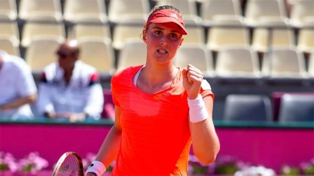 Bia Haddad Maia foi campeã do ITF de Cagnes-sur-Mer, na França