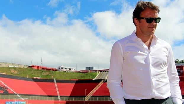 De gerente a treinador  Petkovic assume o Vitória no Campeonato Brasileiro 7e3165b59a7e3