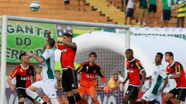 Goiás recebeu o Flamengo e perdeu no Serra Dourada