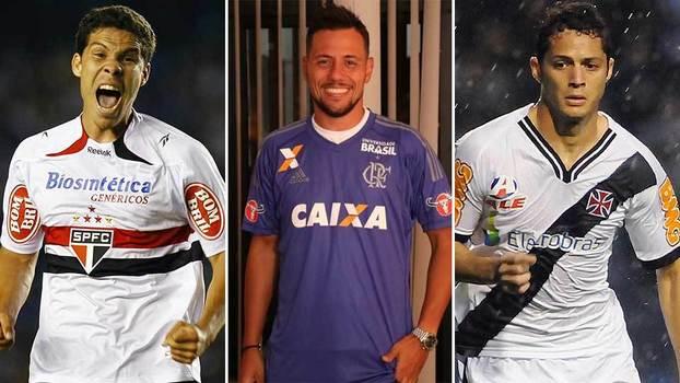São Paulo confirma contratação de Marcos Guilherme