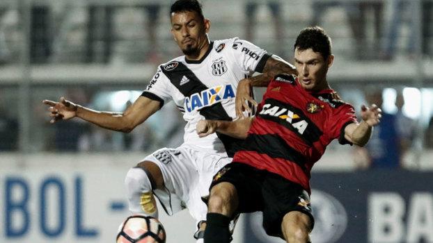 Lucca fez o gol da Ponte Preta contra o Sport