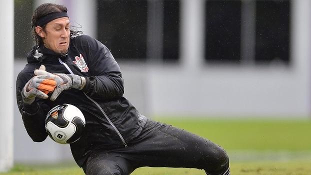 9295c864d5 Tite repete formação do Corinthians em treino com Cássio e sem Pato ...