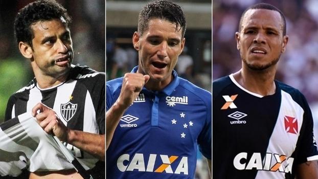 Atlético-MG e Vasco têm pior desempenho contra grandes; Cruzeiro é o melhor