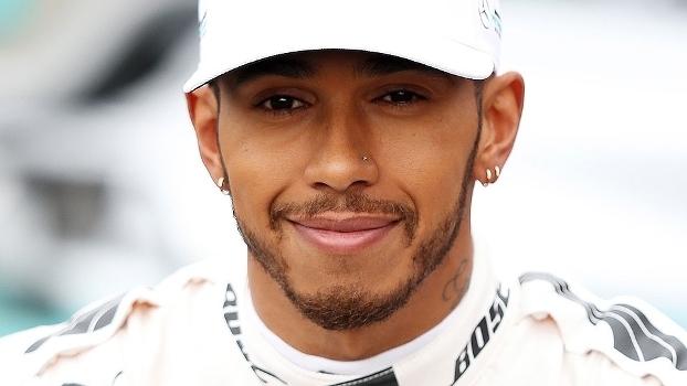 Lewis Hamilton, da Mercedes: 200 corridas na Fórmula 1