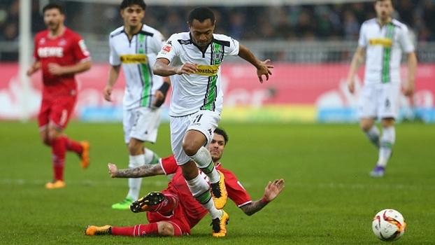 Raffael revela expectativa para enfrentar o Bayern: &#39S�o os melhores do mundo&#39