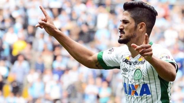 Brasileirão: Chapecoense vence Palmeiras e deixa o Z4