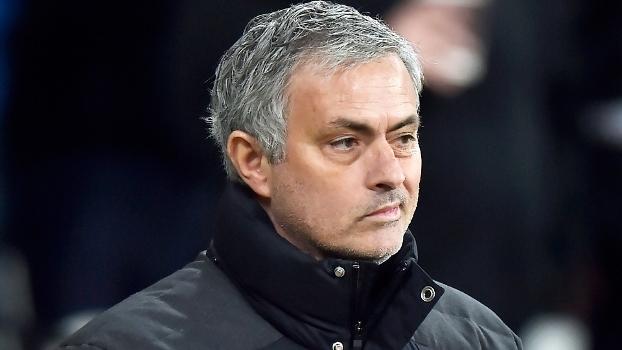 Jose Mourinho Manchester United West Ham Premier League 02/01/2017