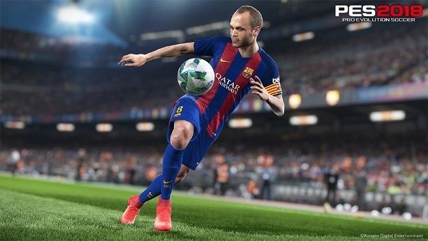 Pro Evolution Soccer 2018 tem a data de seu lançamento divulgado; confira