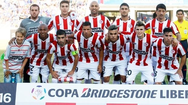 River Plate-URU Posado Universidad de Chile Libertadores 09/02/2016