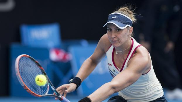 Bia Haddad conquistou o melhor ranking de sua carreira em 2017
