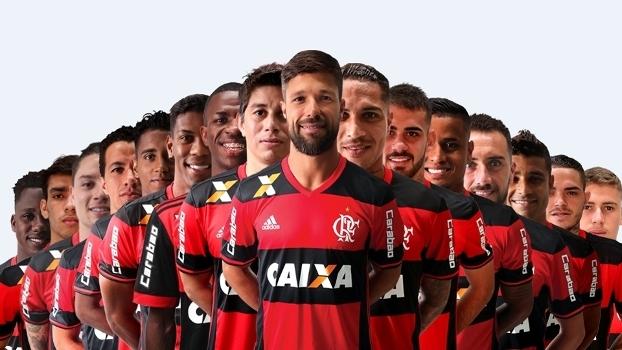16 jogadores para 4 vagas: gastando fortuna e formando em casa, Flamengo esbanja no ataque