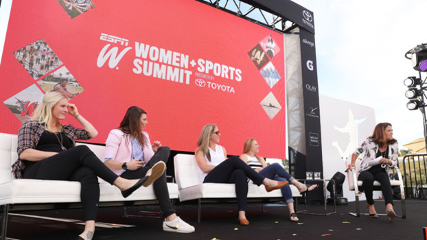 Hockey National Team at ESPNW Summit 2018