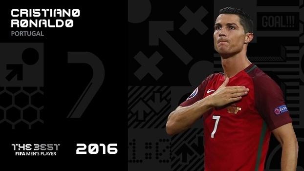 Ronaldo, um dos candidados a melhor do mundo em 2016