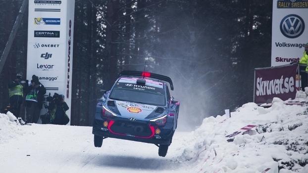 Dani Sordo / Marc Martí (Hyundai i20 Coupe WRC)