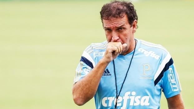 Cuca segue sem vencer no comando do Palmeiras