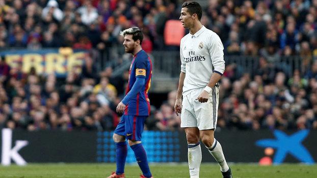 Messi e Cristiano Ronaldo devem rivalizar novamente pela artilharia da  Champions f600b41188427