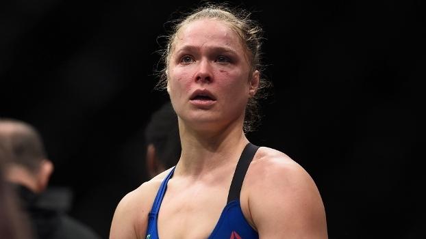 Ronda incrédula após a vitória avassaladora de Amanda no UFC 207