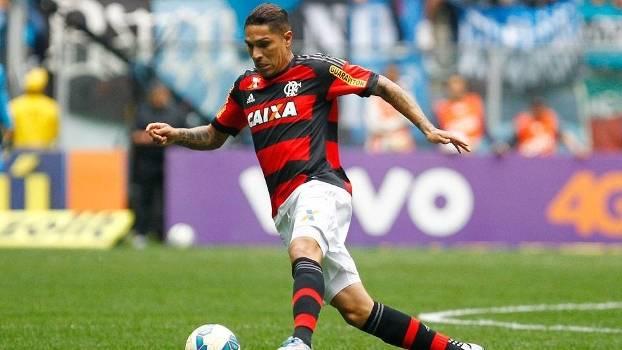 Guerrero vive sua pior fase no futebol brasileiro