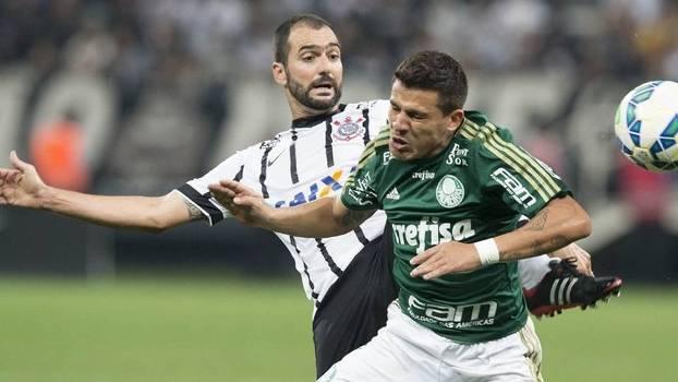 Corinthians perdeu para o Palmeiras neste domingo pelo Brasileiro