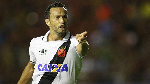 Nenê deverá ser titular do Vasco no jogo contra o Avaí