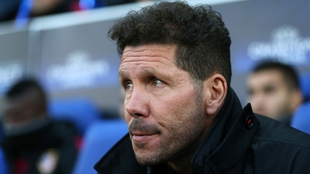 Atlético de Madri, de Diego Simeone, avançou à semifinal da Champions League