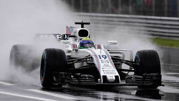 Felipe Massa, da Williams