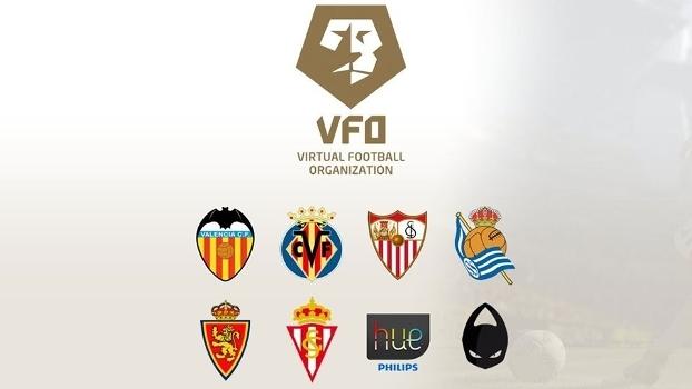 84054b094901a Seis clubes espanhóis formam o Virtual Football Organization