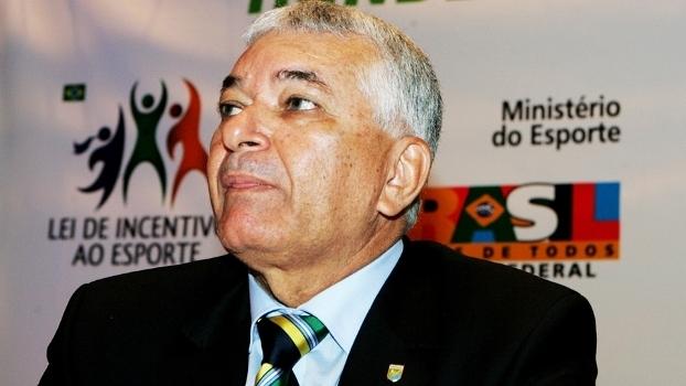 Manoel Luiz Oliveira é presidente da CBHb há 28 anos