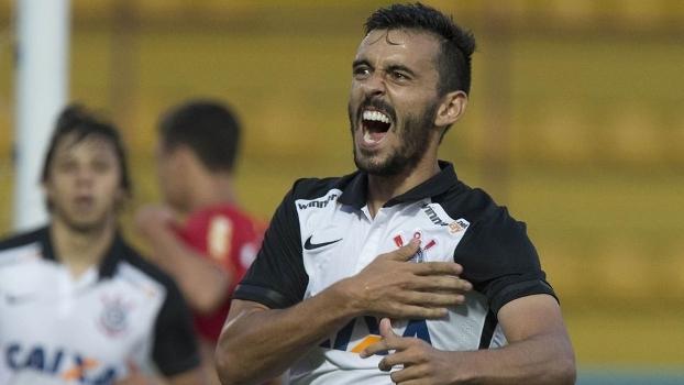Uendel fez o gol a vitória do Corinthians contra o Audax