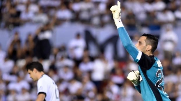 Gatito Fernández espera melhora do time do Botafogo