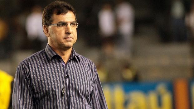 Estevam Soares será o novo técnico do Tupi, na série B do Brasileiro