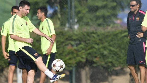 98e7a86ecee656 Perguntas sobre Messi criam 'saia-justa' e irritam Luis Enrique no ...