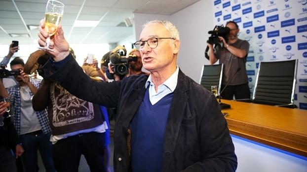 Ranieri ficou com o prêmio pelo segundo mês seguido