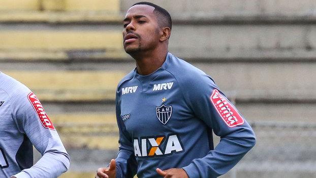 Atlético-MG retorna às atividades visando a partida diante do São Paulo