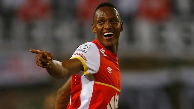 5eabb640baf45 Yerry Mina chega ao Palmeiras como mais uma aposta de parceira com Vitor  Hugo