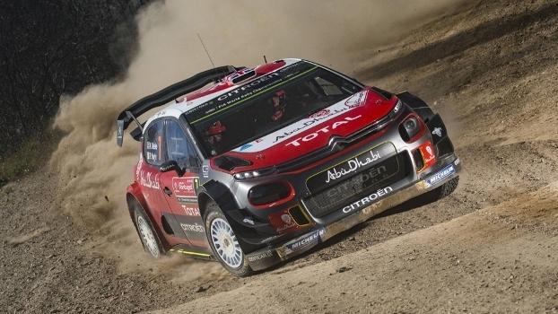 Kris Meeke / Paul Nagle (Citroën C3 WRC)