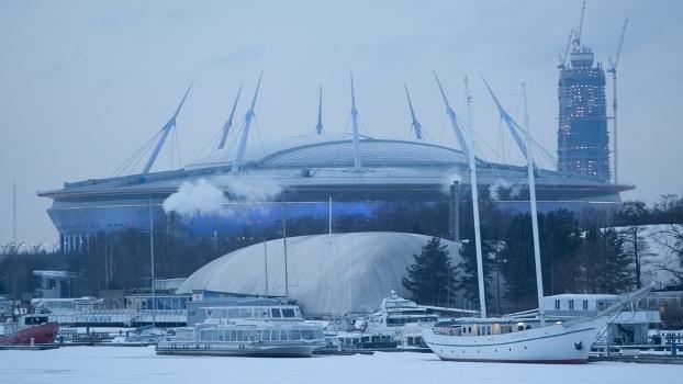 Krestovsky Stadium, o estádio mais problemático da Copa de 2018