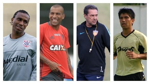 Alguns  gatos  do futebol brasileiro  Carlos Alberto 4a077ce86ba4f