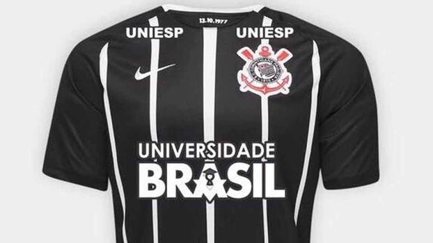 Corinthians acerta patrocínio pontual para 1º jogo da final