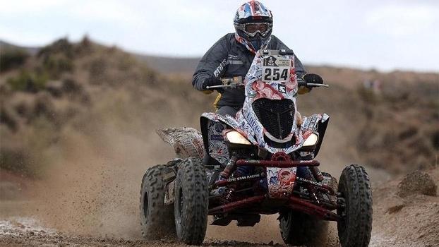 Sergey Karyakin (Yamaha Raptor 700)