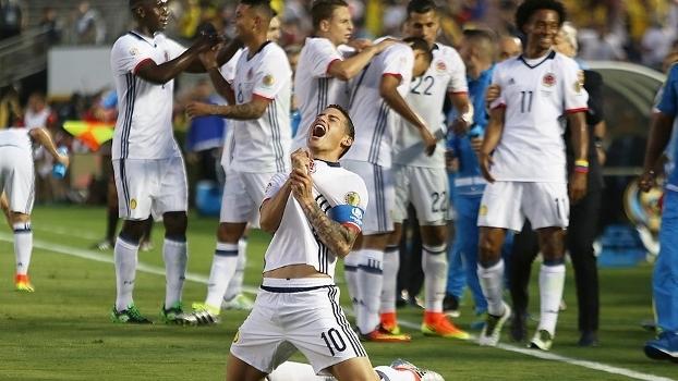 Colômbia recebe a Venezuela nesta quinta-feira