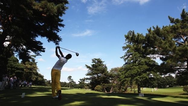 Hideki Matsuyama Golfe Kasumigaseki Country Club 10/10/2010